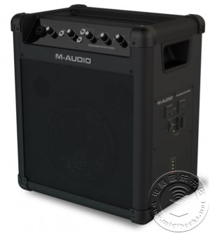 [NAMM2016]M-Audio推出Power Station便携式扩声音箱