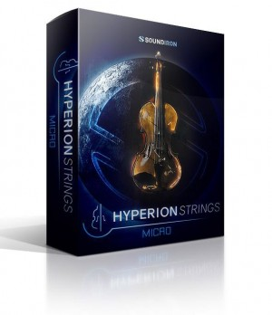 Soundiron 发布 Hyperion Strings Micro 管弦乐音色库