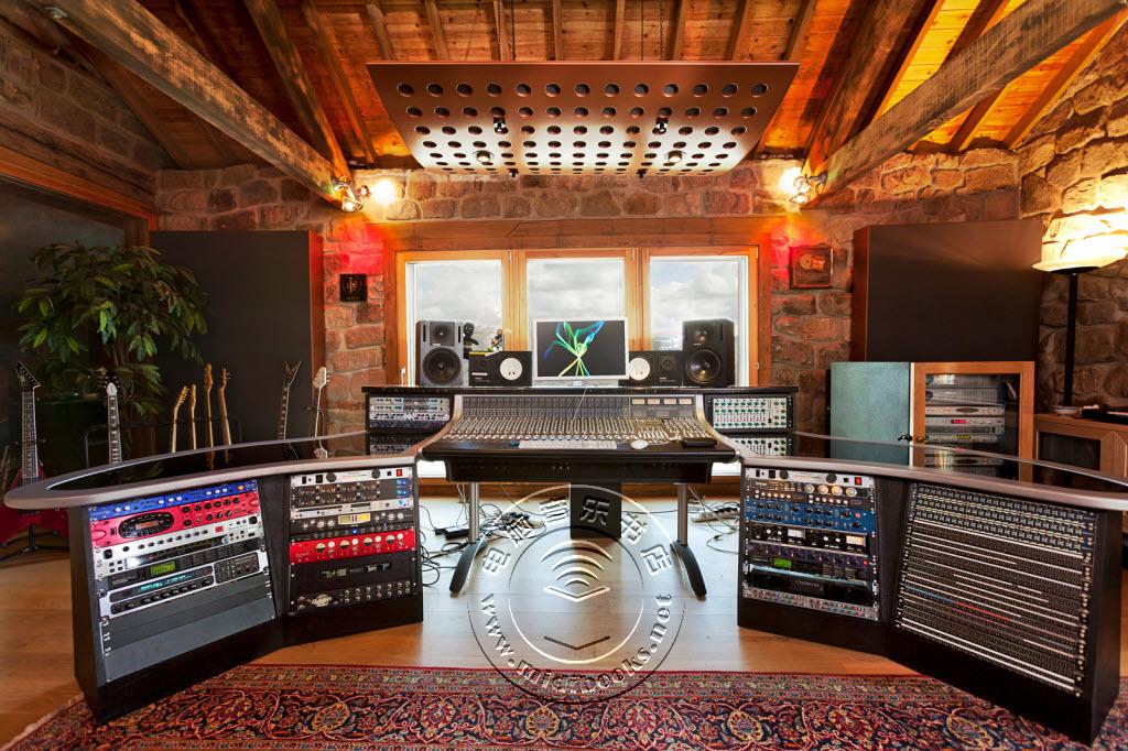 专业录音棚中声音的秘密