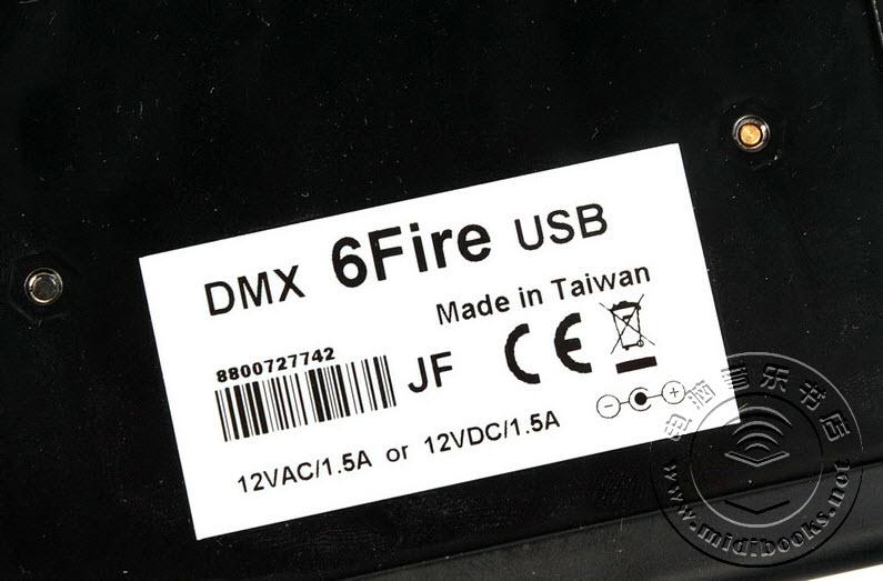 声卡路由器?TerraTec 6 FIRE USB声卡评测-22.10