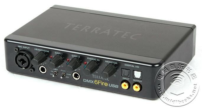 声卡路由器?TerraTec 6 FIRE USB声卡评测-22.3