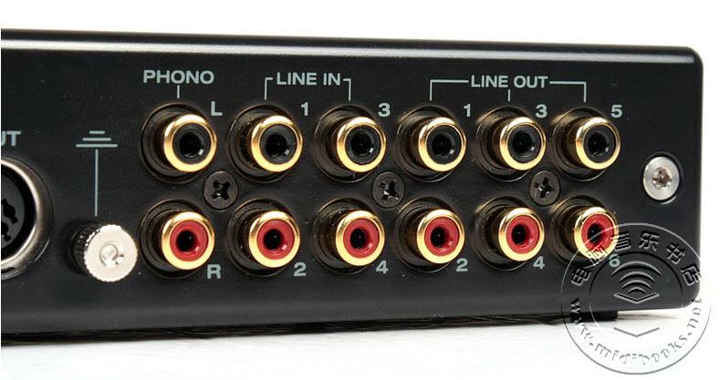 声卡路由器?TerraTec 6 FIRE USB声卡评测-22.6