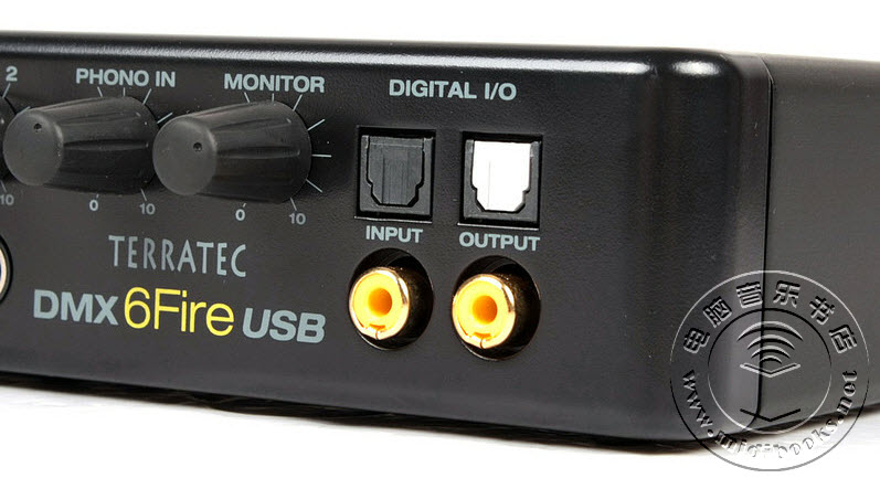 声卡路由器?TerraTec 6 FIRE USB声卡评测-22.7