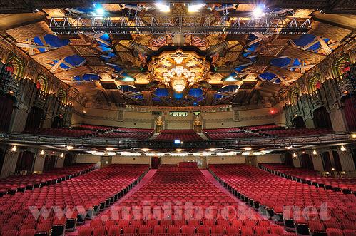 [音乐圣地] 潘太及斯剧院(Pantages Theater)-3.2