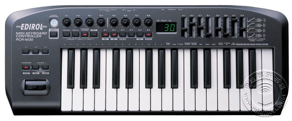 midi键盘