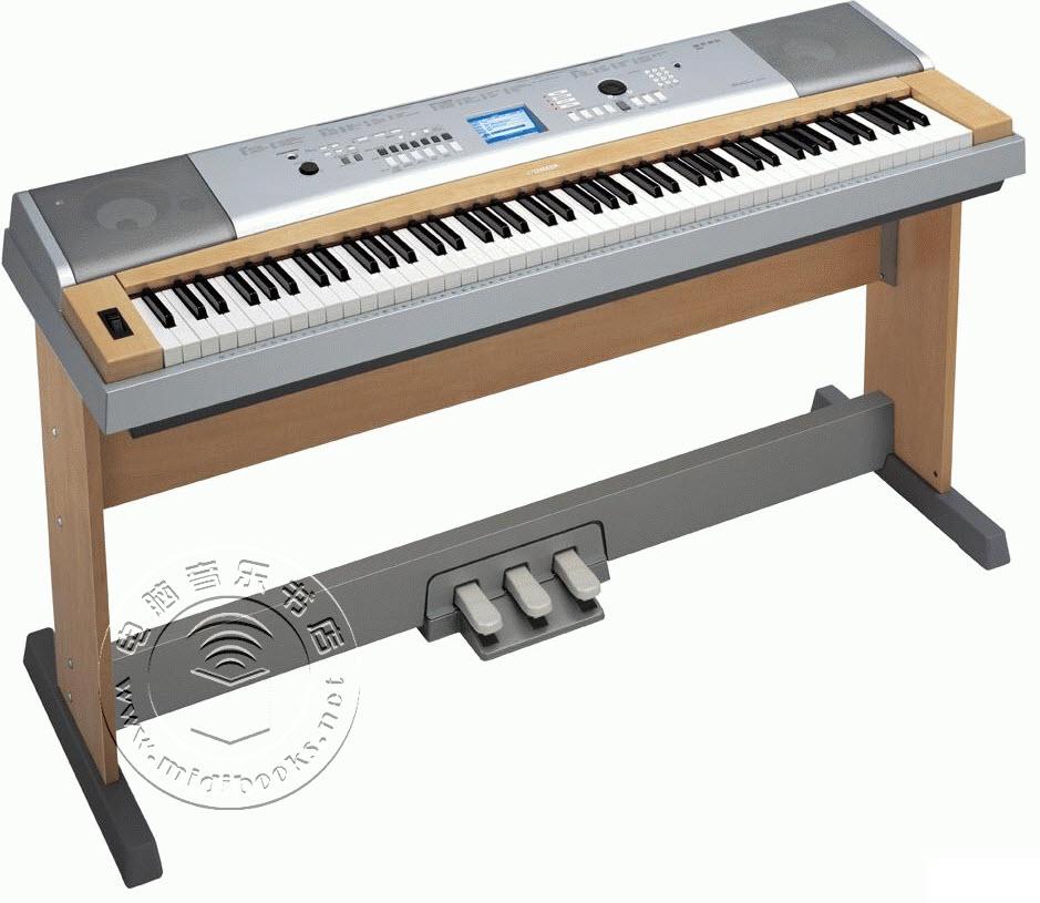 YAMAHA电钢琴