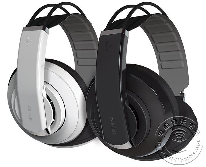 superlux发布hd681evo监听耳机