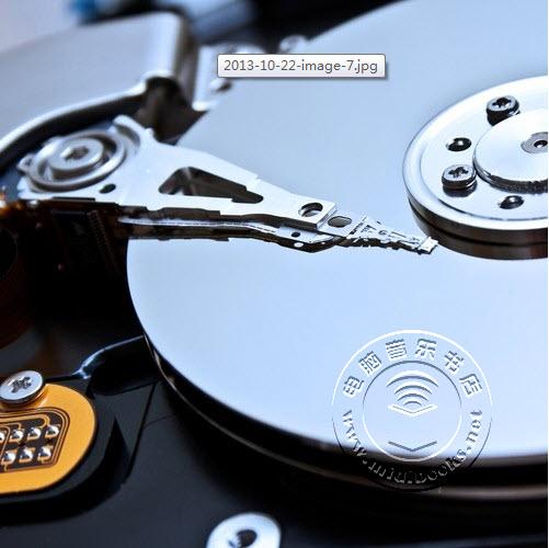 存储数据一百万年的磁盘