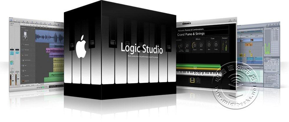 Logic Pro 8 全套中文说明书