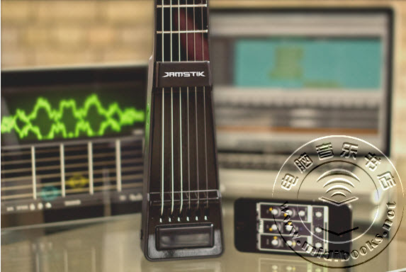JamStik:用真实的吉他琴弦来控制您的iOS音乐制作软件-6.1