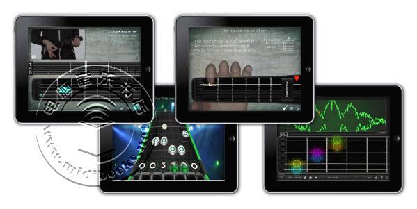 JamStik:用真实的吉他琴弦来控制您的iOS音乐制作软件-6.3