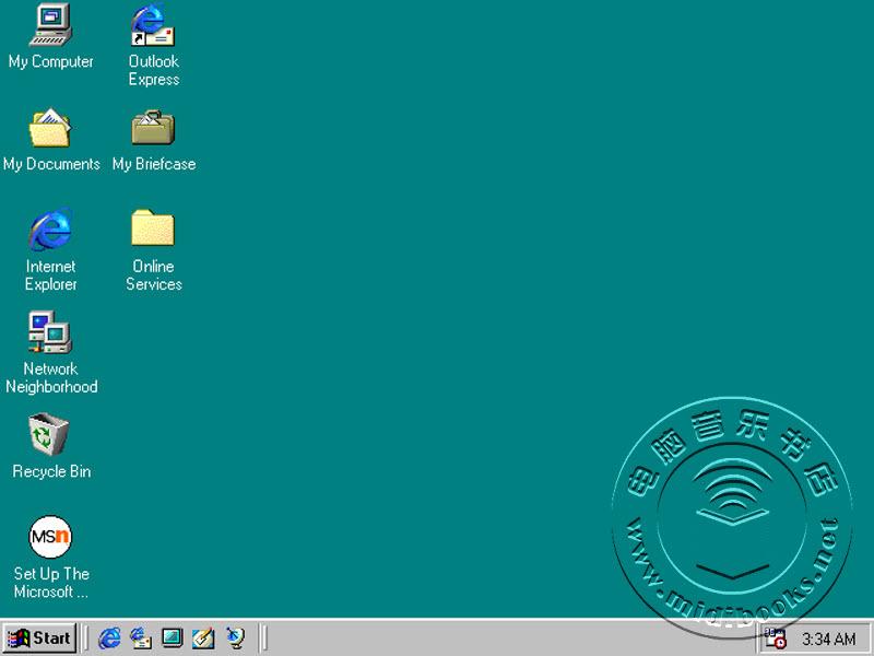 过去30年Windows演变全过程-21.10
