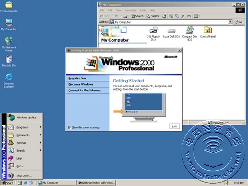 过去30年Windows演变全过程-21.11
