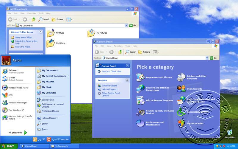 过去30年Windows演变全过程-21.15