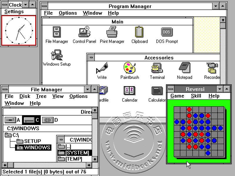 过去30年Windows演变全过程-21.6
