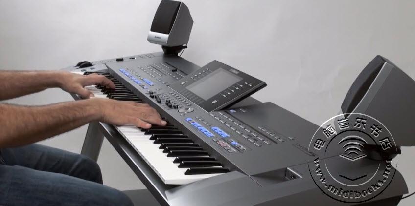 Tyros 5 编曲键盘