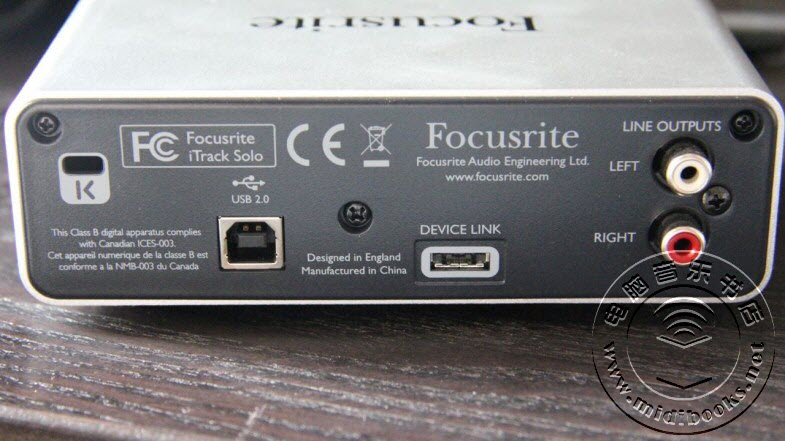 Focusrite iTrack Solo ─ iPad 专用音频接口评测-8.5