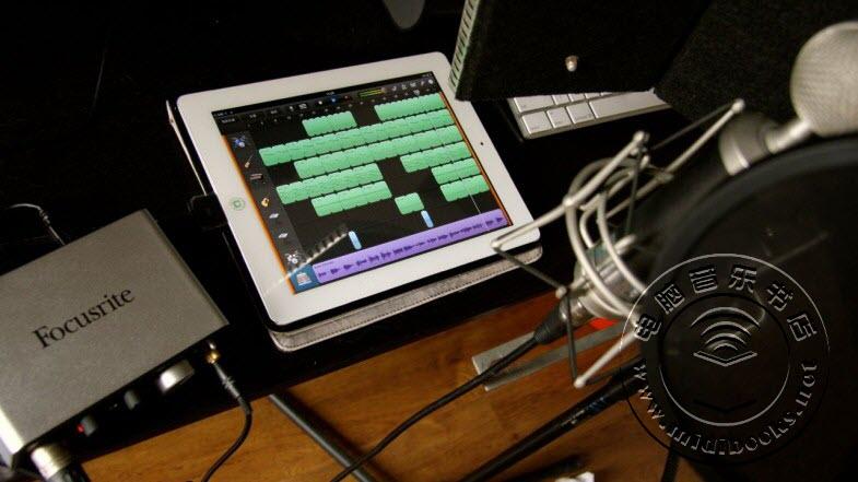 Focusrite iTrack Solo ─ iPad 专用音频接口评测-8.8
