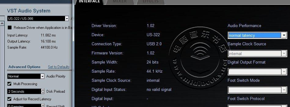TASCAM US-366 和 US-322 音频接口测评-32.19