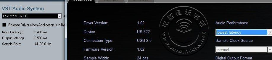 TASCAM US-366 和 US-322 音频接口测评-32.21