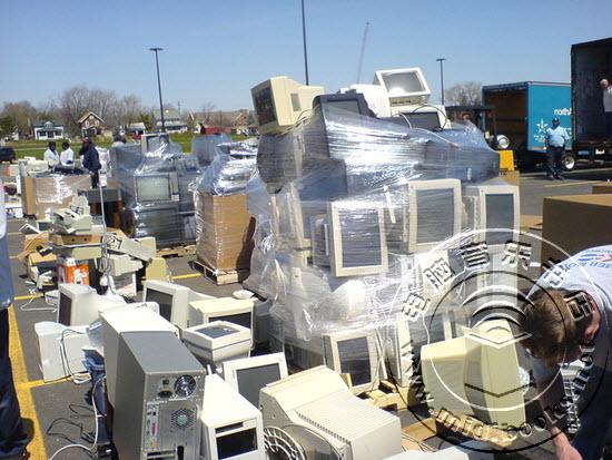 电子垃圾场