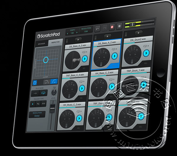 ScratchPad HD for iPad