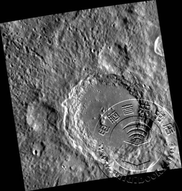 水星陨石坑