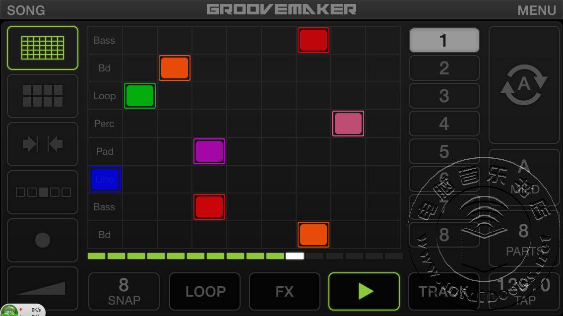 GrooveMaker 2 -2