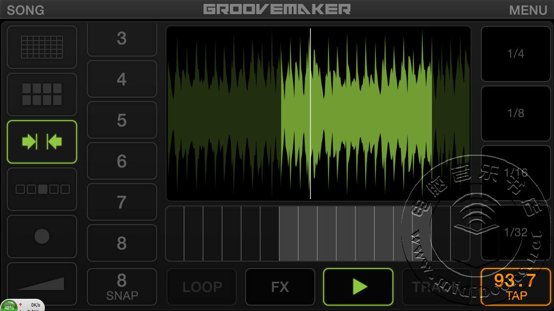 GrooveMaker 2 -4