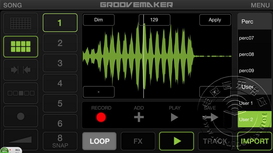 GrooveMaker 2 -6