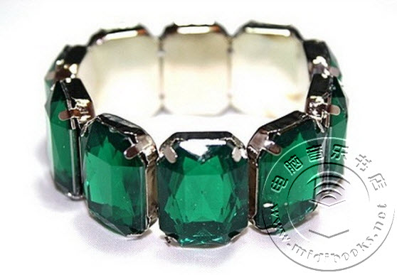 天价绿宝石
