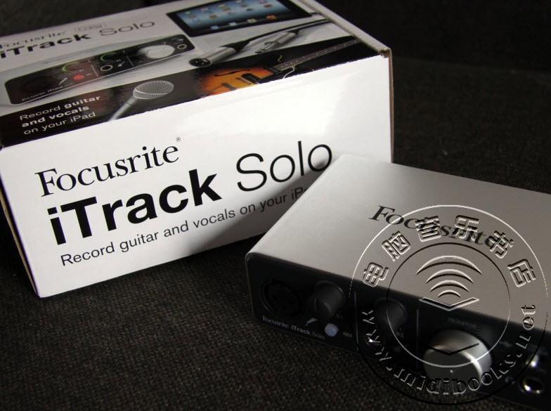 Focusrite iTrack Solo 评测 02