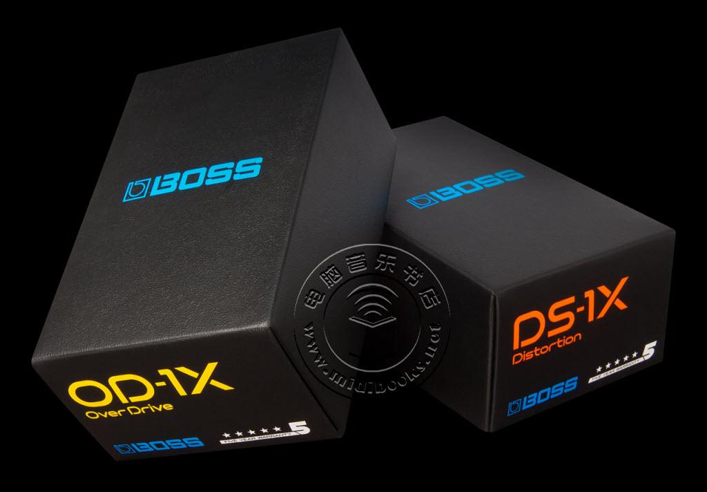 【2014冬季NAMM展会新闻】BOSS发布OD-1X过载效果器特别版-3.3