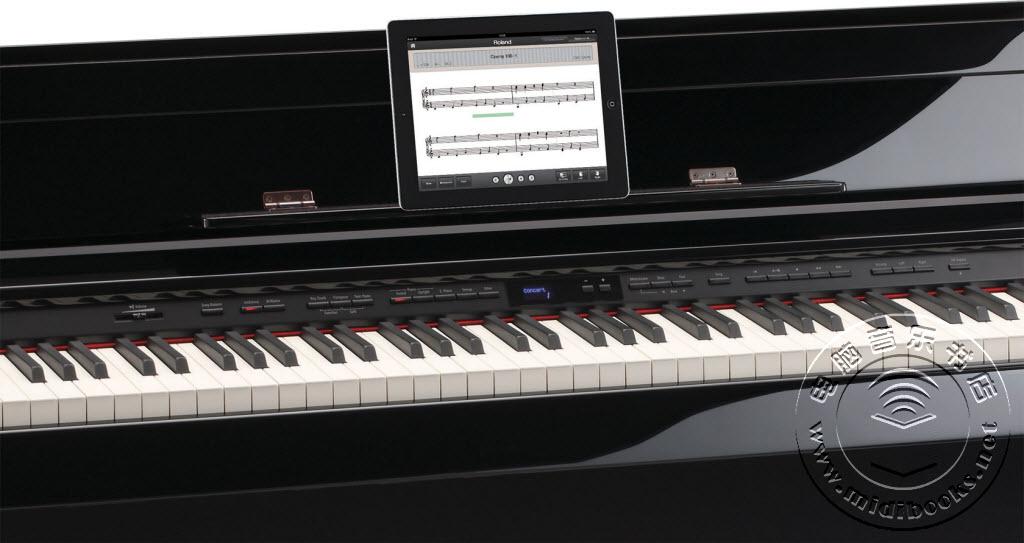 【2014冬季NAMM展会新闻】Roland发布DP90Se DP90e数码钢琴-11.8