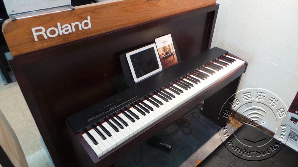 价格配置,都有惊喜 — Roland F-20数码钢琴实际使用评测-9.2