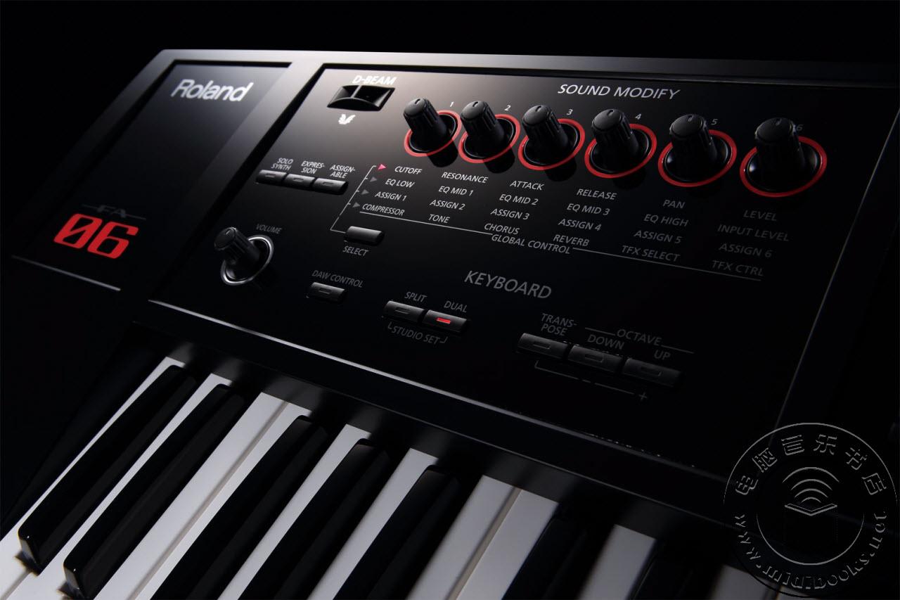 Roland FA-0608-11