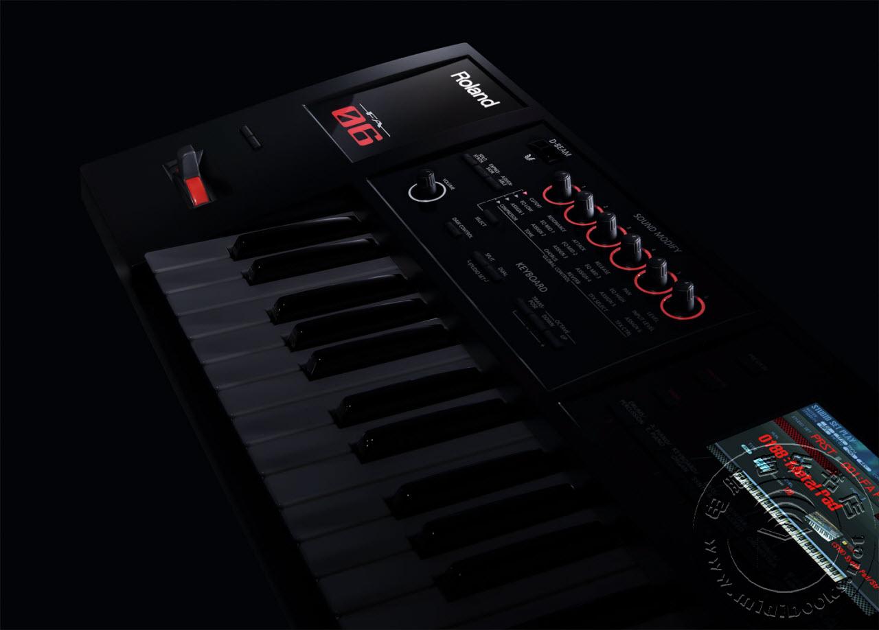 Roland FA-0608-12
