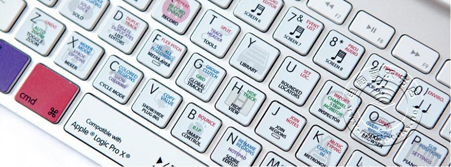 Logic Pro X 键盘 -3