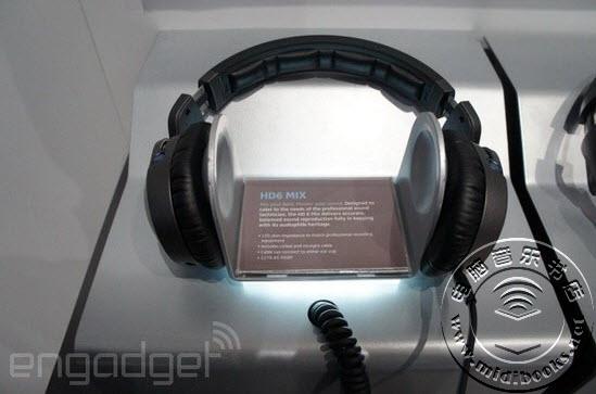 森海塞尔HD6 MIX