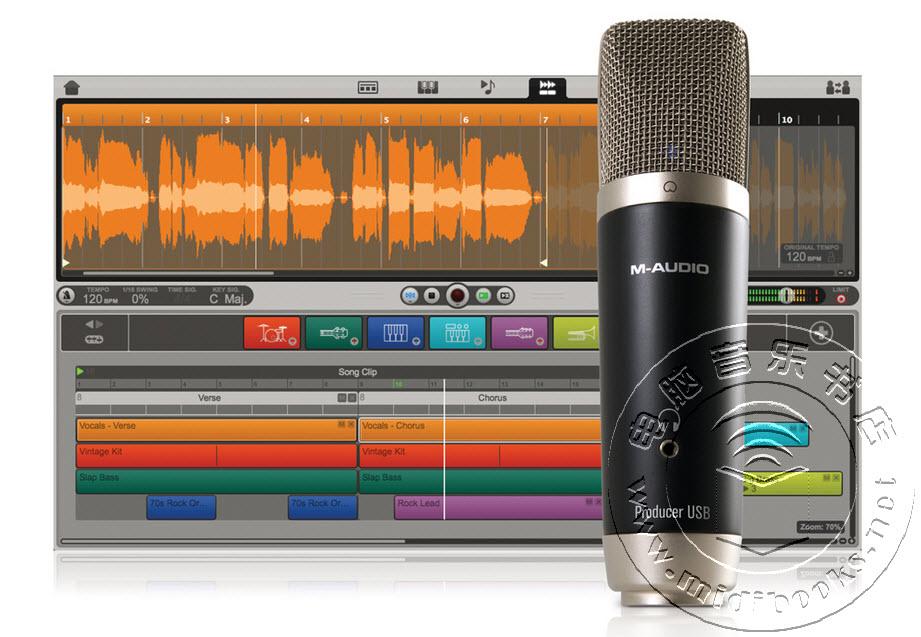 M-Audio最新话筒-1