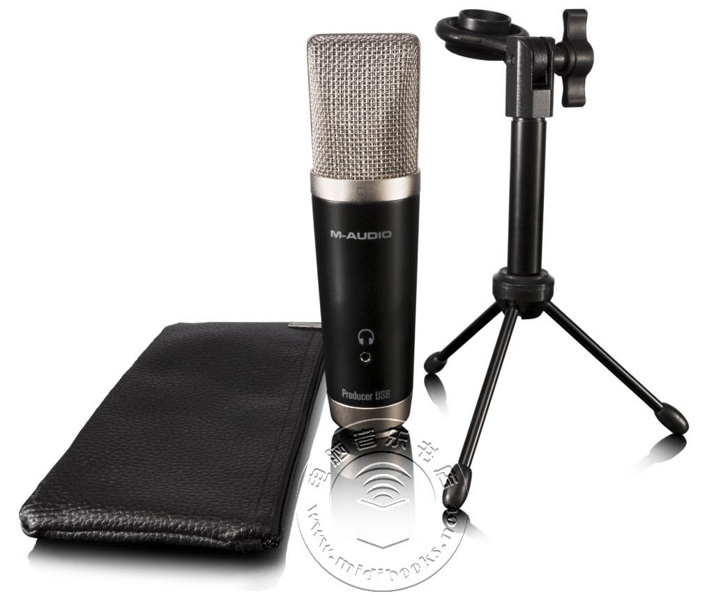 M-Audio最新话筒-2