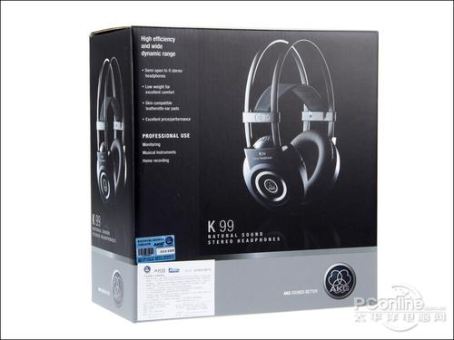 真实又自然!AKG K99专业监听耳机评测-19.2
