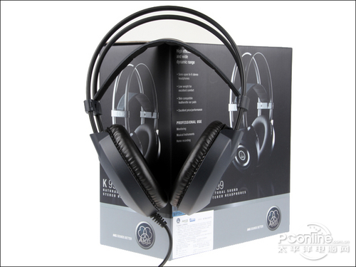 真实又自然!AKG K99专业监听耳机评测-19.5