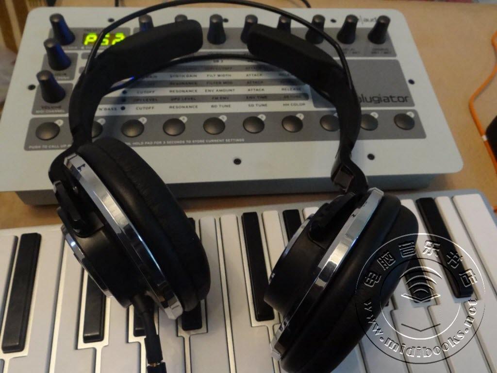 Superlux HD631 Series DJ 监听耳机试用小结-12.4