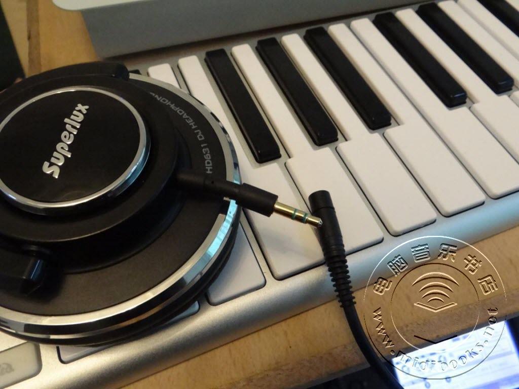 Superlux HD631 Series DJ 监听耳机试用小结-12.6
