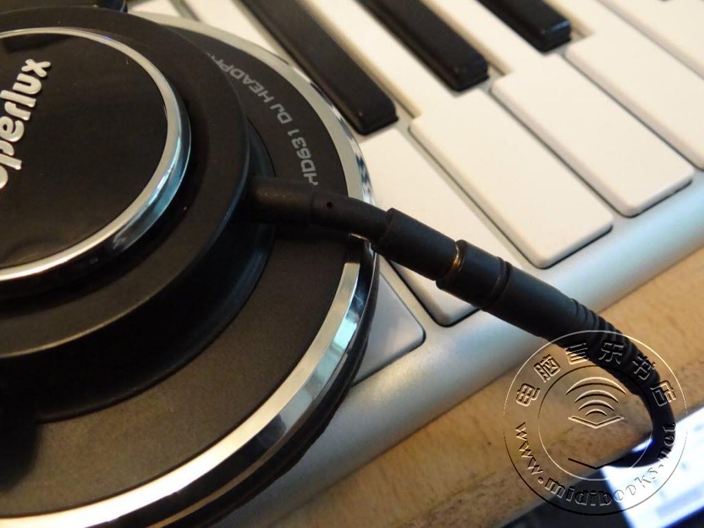 Superlux HD631 Series DJ 监听耳机试用小结-12.7