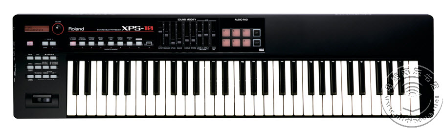 Roland 正式发布 XPS-10 可扩展合成器 — 专业的键盘、合理的价格