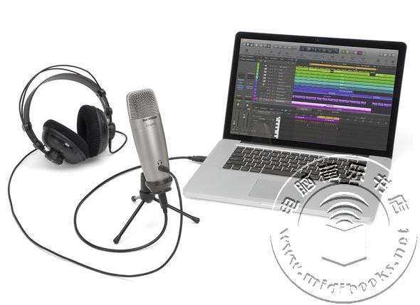 Samson(山逊)发布C01U Pro USB专业话筒