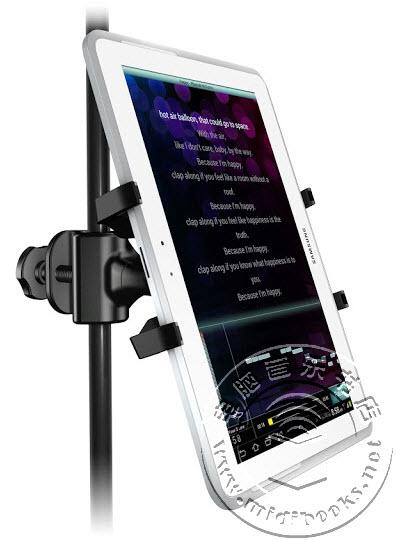 IK Multimedia发布新版平板和手机支架iKlip