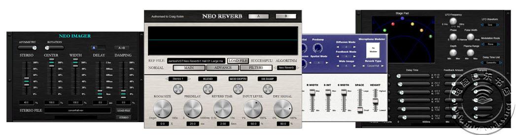Sound Magic发布最新声音混响处理插件包